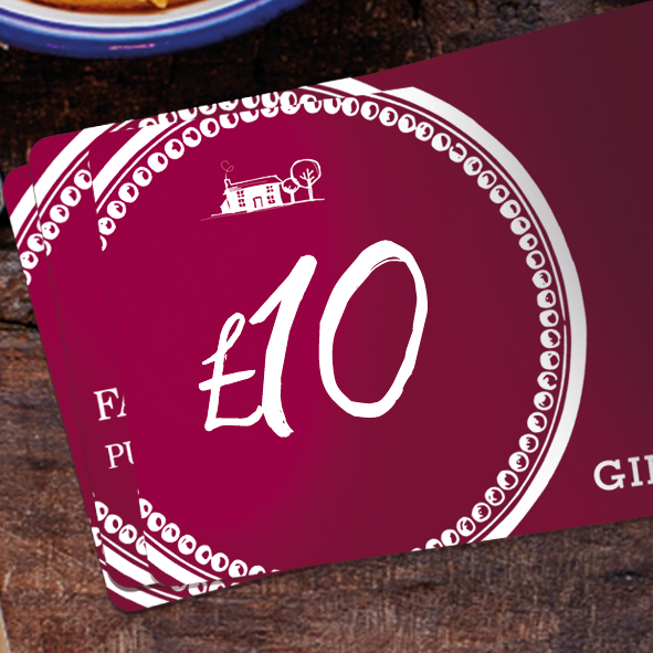 Buy a £10 gift card