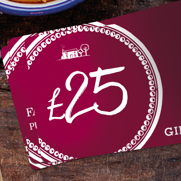 Buy a £25 gift card