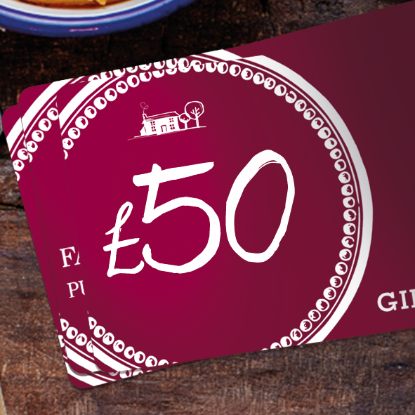 Buy a £50 gift card